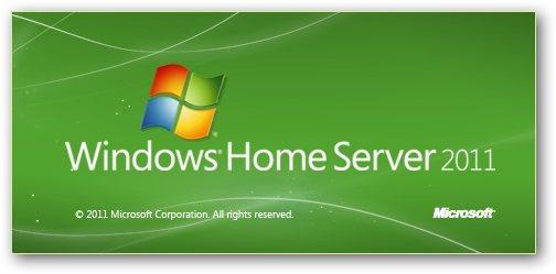 Windows Home Server 2011を触ってきました。