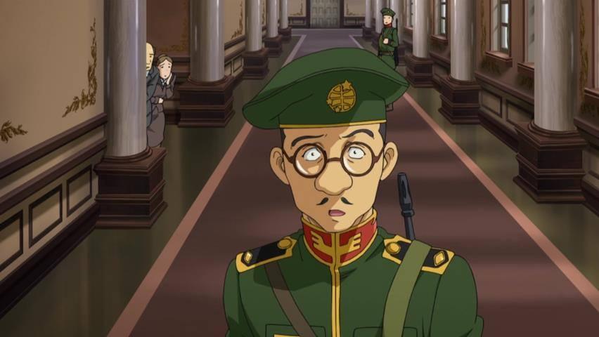 機動戦士ガンダム THE ORIGIN「青い瞳のキャスバル」を観ました