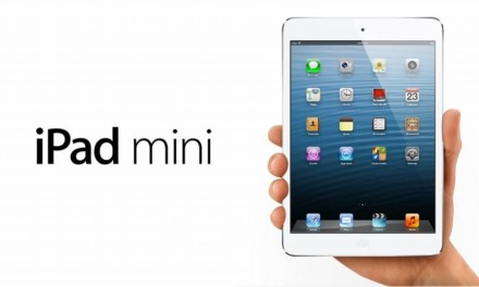 iPad miniが我が家にやってまいりました