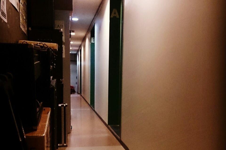 京都でリハーサル – Studio hanamauii