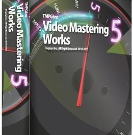 TMPGEnc Video Mastering Works 5を購入しました。