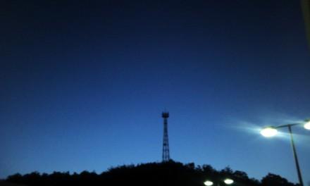空の色で思い出したロンドン・コーリング