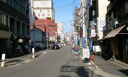 梅田界隈を歩く – Temptations