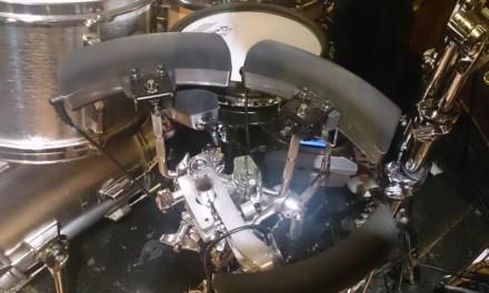電子のドラム、とはよく言うたもので – Roland BT-1