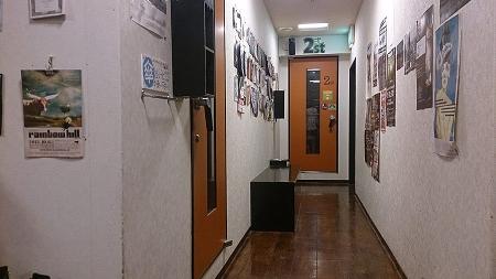 スタジオ246京都。このスタジオが自分が思い浮かべるリハスタのどこよりも広い。