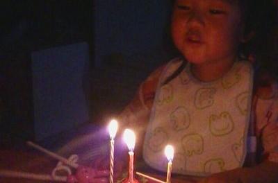長女が3歳に、そして人の親になって3年経ちました