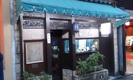京都の老舗喫茶店「ソワレ」