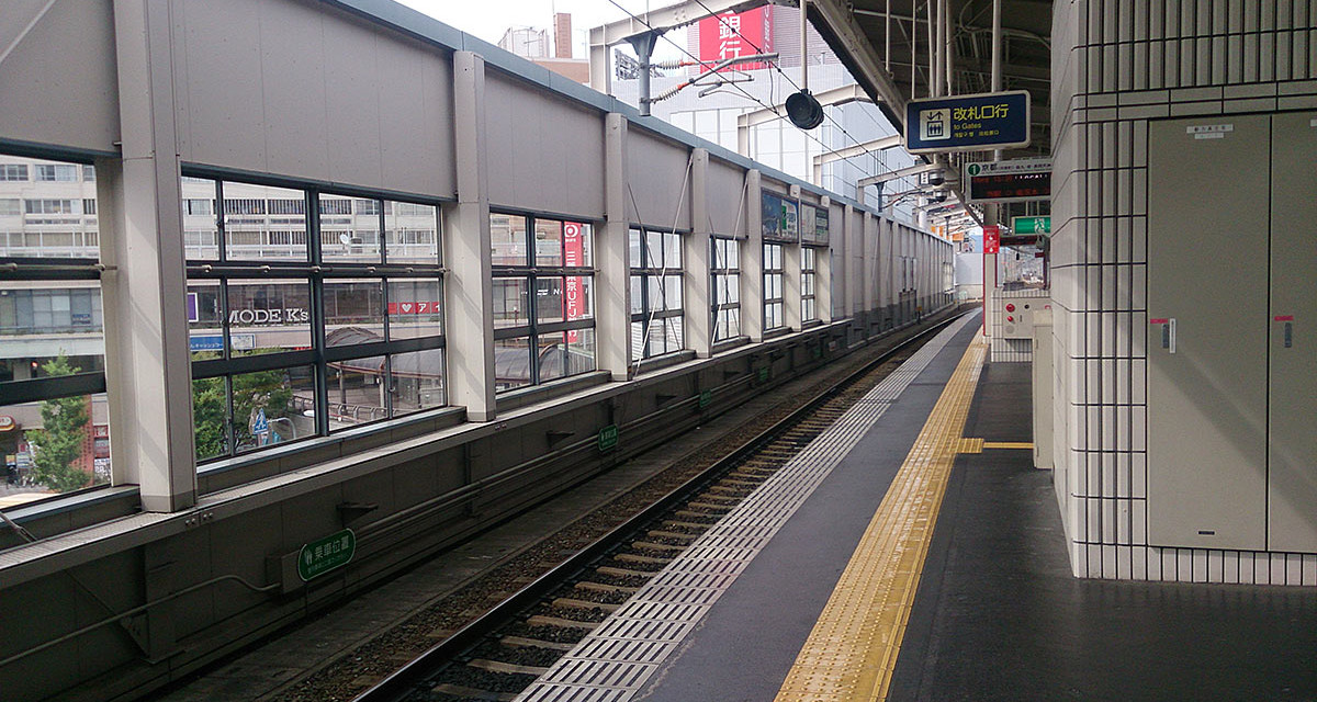 夕方の京都を歩く