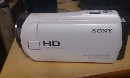 DMMレンタルを利用してビデオカメラを借りてみた