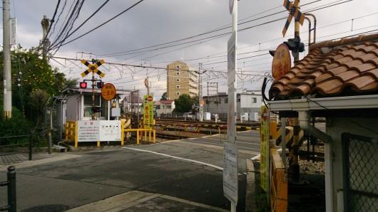 東淀川駅前