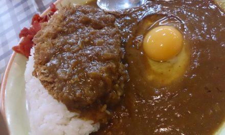 懐かしきカレー ― 五番館新大阪店