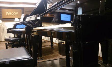 最新のピアノ事情を見学する ― YAMAHAハイブリッドピアノ