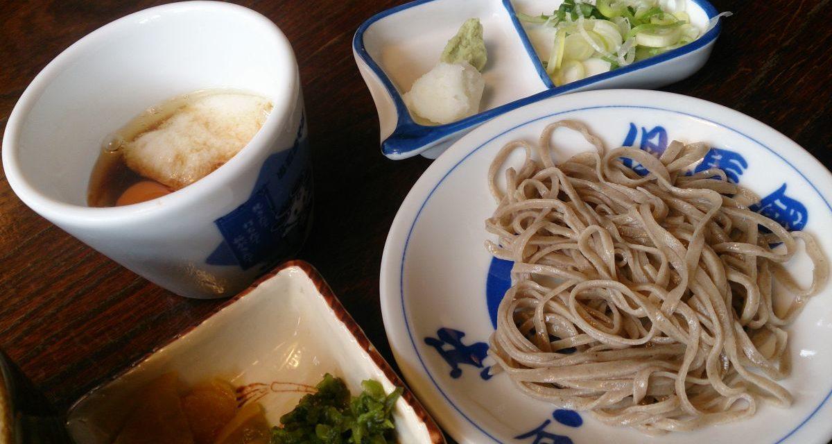 出石そばが食べたい!― 弾丸和田山ツアー