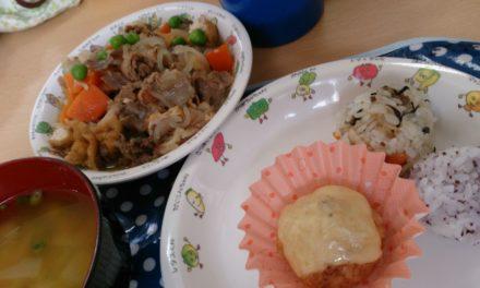 保育参加1日目 ― 意外に味が濃かった給食
