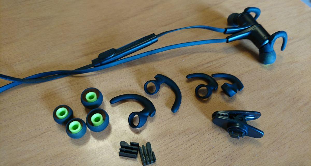 SoundPEATS BluetoothヘッドホンQ12とSOV33を組み合わせてみた