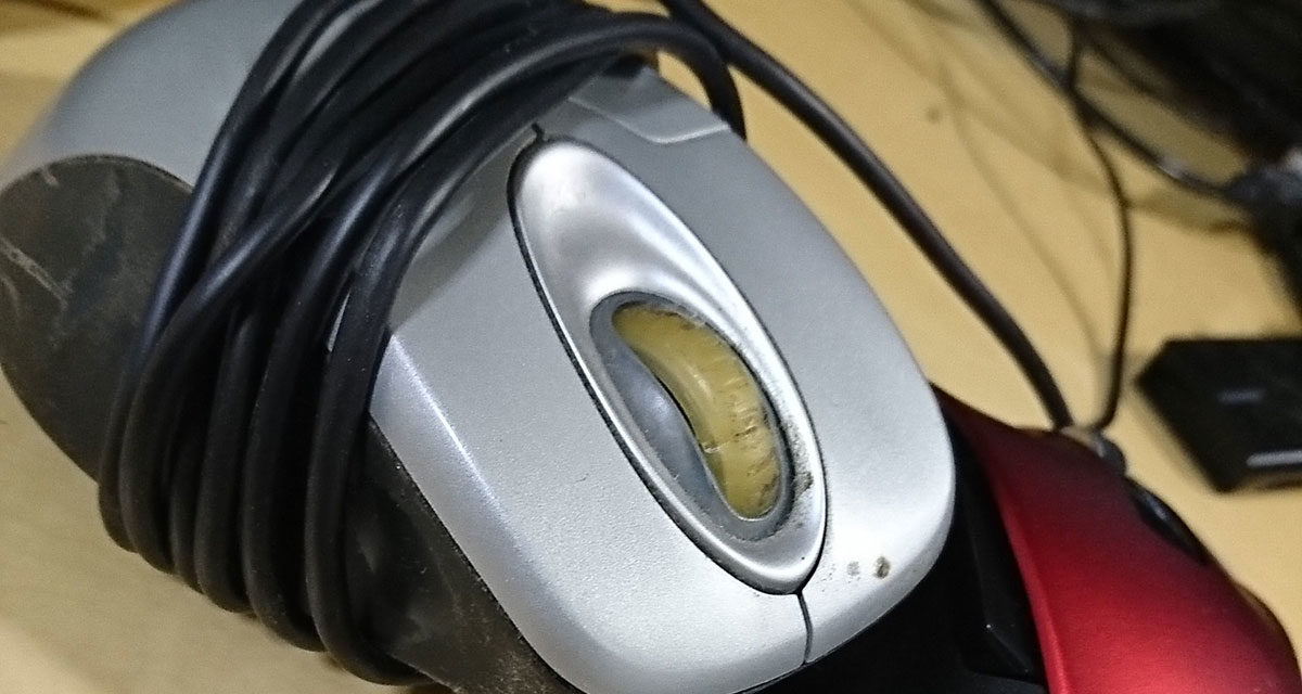 終焉 ― さらばIntelliMouse Explorer 4.0