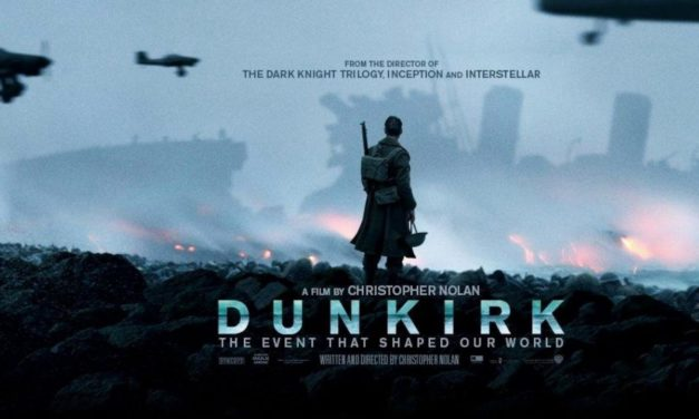 クリストファー・ノーラン監督の「ダンケルク」を見て来ました