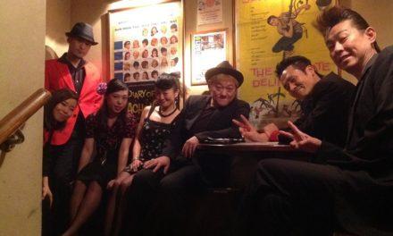 集合 ― 急遽2日間の京都ケントス出演でした