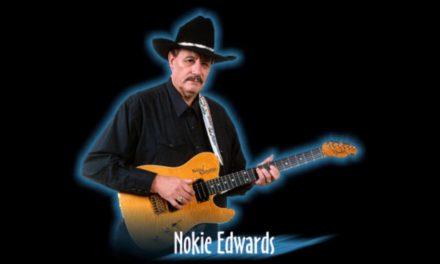 ノーキー・エドワーズ、82歳で永眠する