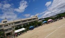 青空 ― 保育園最後の運動会