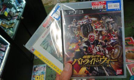 無双 ― PS3版「仮面ライダー バトライド・ウォー」を遊んでみました