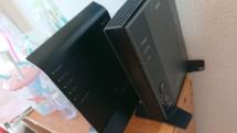 爆速 ― Wi-Fiルータを買い換えましてようやく我が家も5Ghz帯/IEEE802.11acに