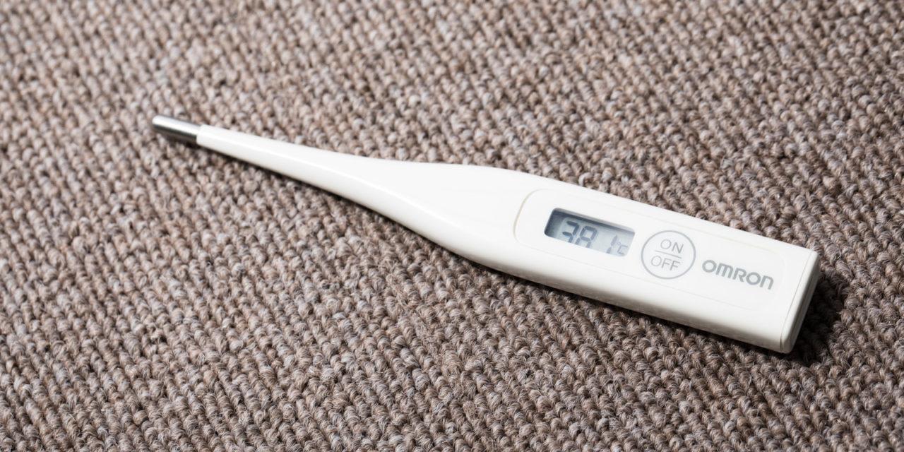 連休 ― インフルエンザと叱り方で蘇る過去の面影