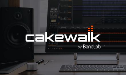 解決 ― Cakewalk by BandLabでプリセットのドロップダウンが表示されない