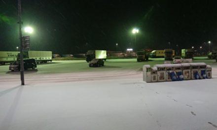 雪道 ― 寒の戻りに翻弄された爆走900kmの記録 その1