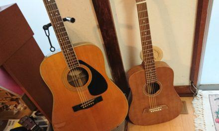 新顔 ― S.YairiのミニギターYM-02を購入しました