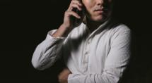 電話 ― 「今何してるの?」は個人的に将来危険な香りがせんでもない