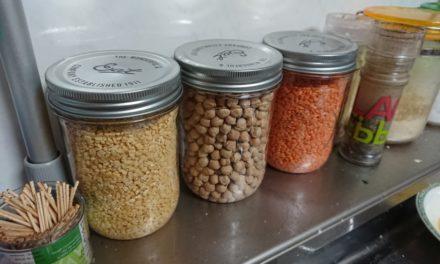 乾物 ― インド豆を食卓に導入してみました