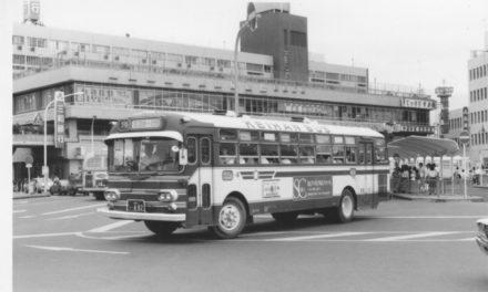 仙台 ― 1967年(昭和42年)の風景に心を奪われる