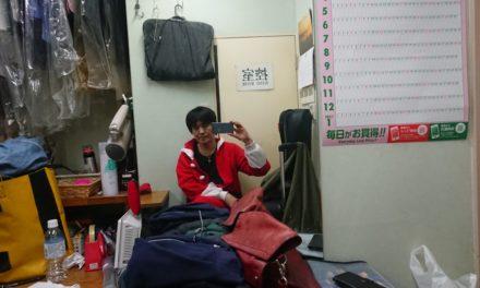 弾納 ― 一人ツインリードで奏でる姫路クリスマスナイトでした
