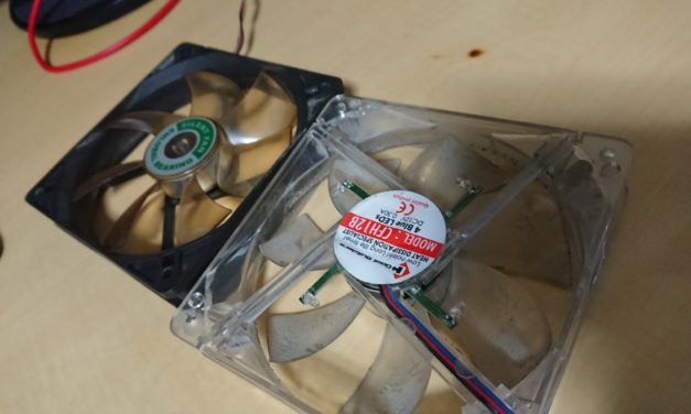 排熱 ― やっぱりリテールクーラーではダメな気がする初夏の頃