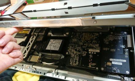 換装 ― SSDの底力。そしてやはり順調にはいかないファーストコンタクト