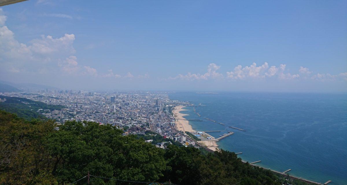 山上 ― 変わらぬその佇まい、須磨浦山上遊園に行ってきました