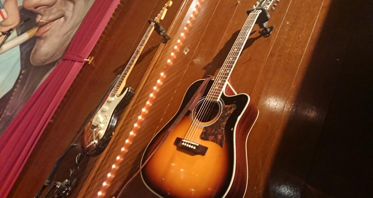 幸福 ― 4日連続のギター三昧