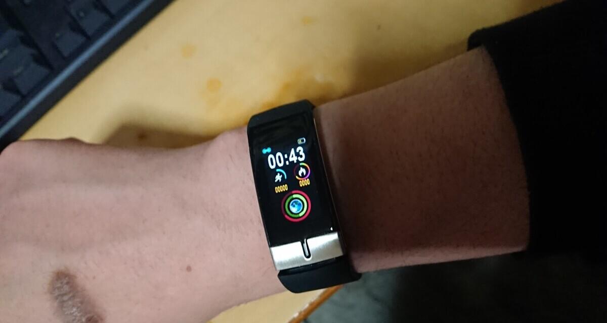 時計 ― 縋るのは「データ」スマートウォッチ「E66」を購入してみました。