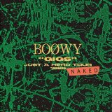 """BOØWY「""""GIGS""""JUST A HERO TOUR 1986 NAKED」聴きました"""