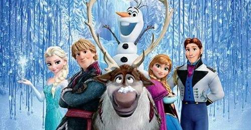 ありのままの違和感 – アナと雪の女王を観る