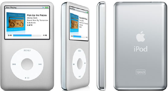 iPod終了という記事が出てたけどもほんまかいね