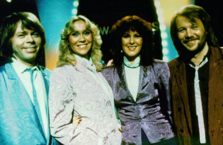 勝者と敗者 – ABBA / The Winner Takes it all
