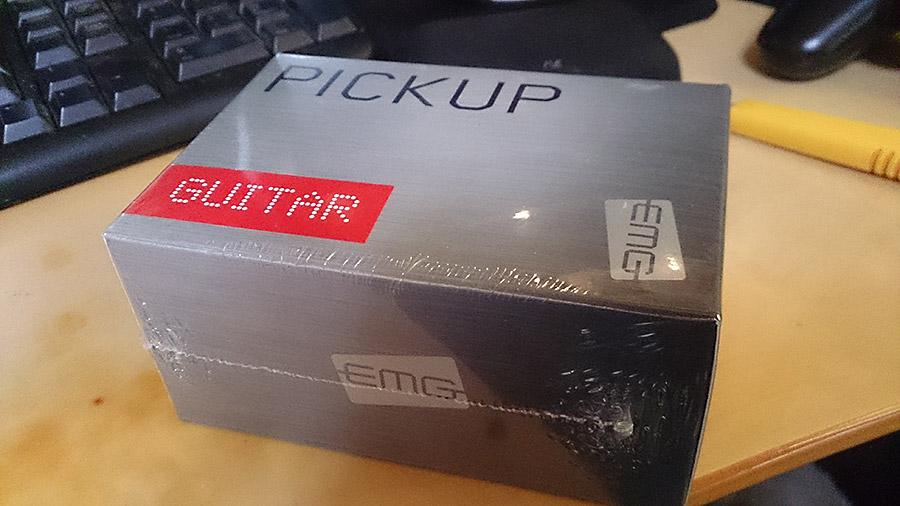 EMG-SAが届きました