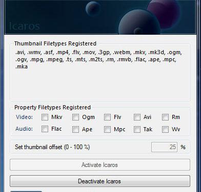 Windows 7 Proの動画サムネイルを復旧させる方法