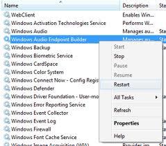 Window7(64bit)で音が出なくなった時の対処方法