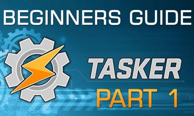 【Tasker】特定のアプリだけ画面自動回転をオンにする