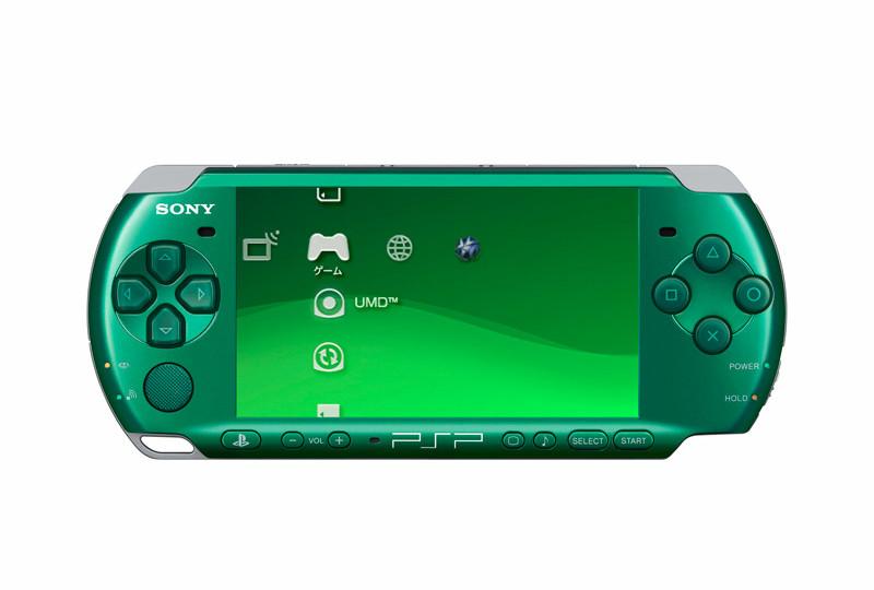 PSP-1000がいよいよダメっぽいのでPSP-3000に乗り換えた