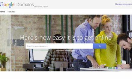 Google Domainsがいよいよ一般提供開始へ
