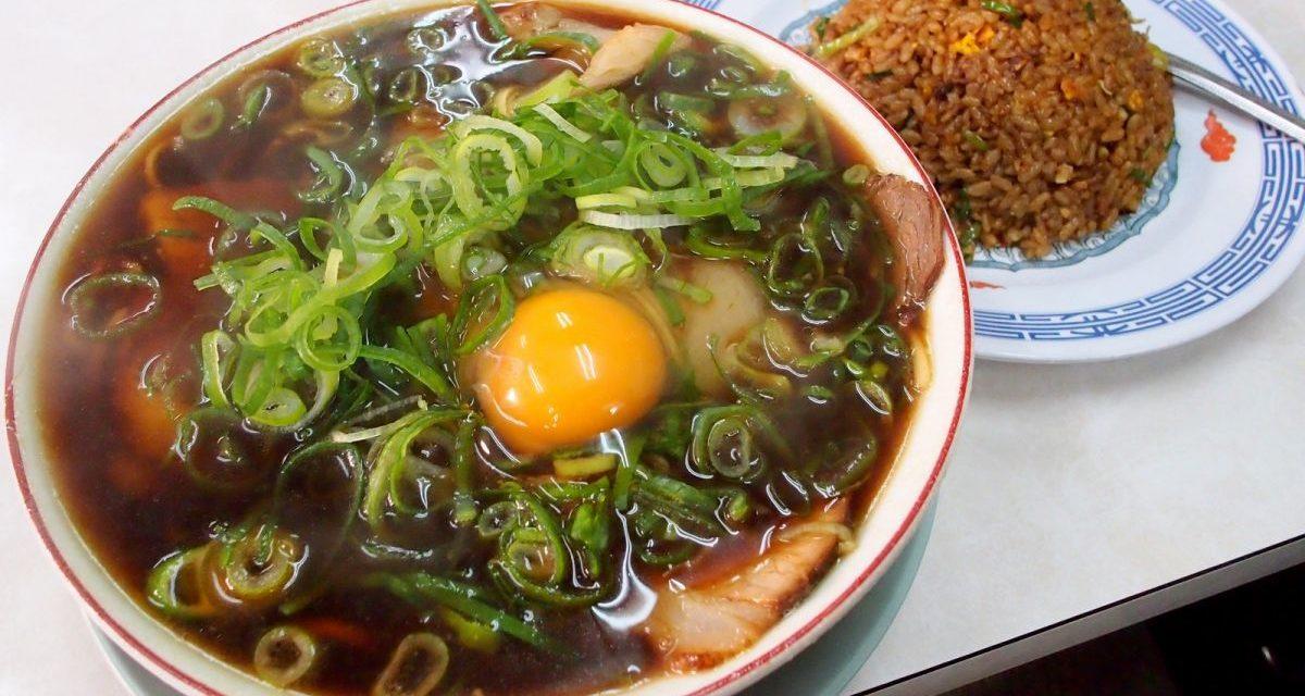 また一つ消えてしまったお気に入りの場所 – 新福菜館河原町店
